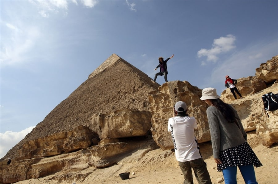Go Investment 1377169909egypt-tourism Egypt Tourism grows despite political concerns Egypt News