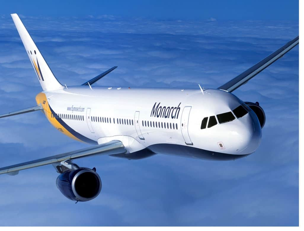 Go Investment 1381238020monarch Monarch airways demand more flights to Hurghada Egypt News
