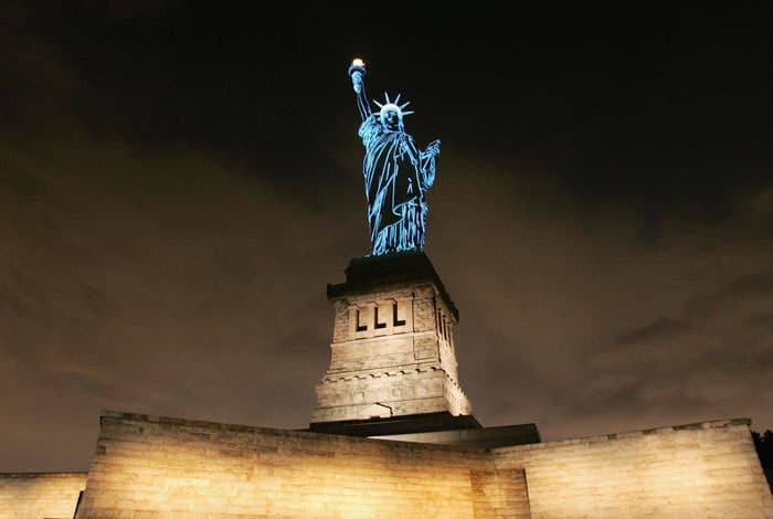 Go Investment 1389739438liberty The statue of liberty was originally meant to go to Egypt not the US Egypt News