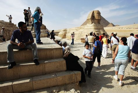 Go Investment 1392741386egyptarrivals Egypt's arrivals will increase by 3 million in 2014 Egypt News