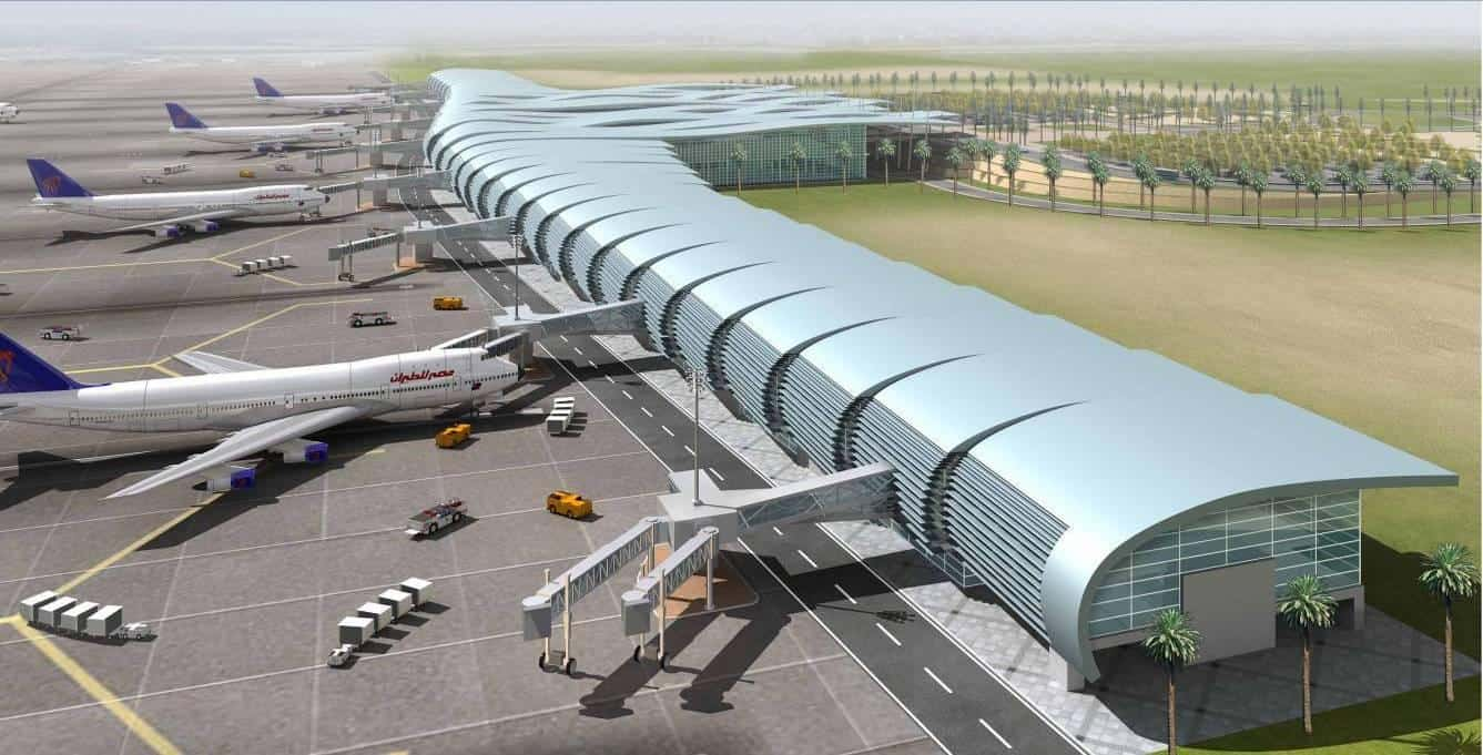 Go Investment 1405332365airport New terminal at Hurghada Airport to keep up with tourism Egypt News