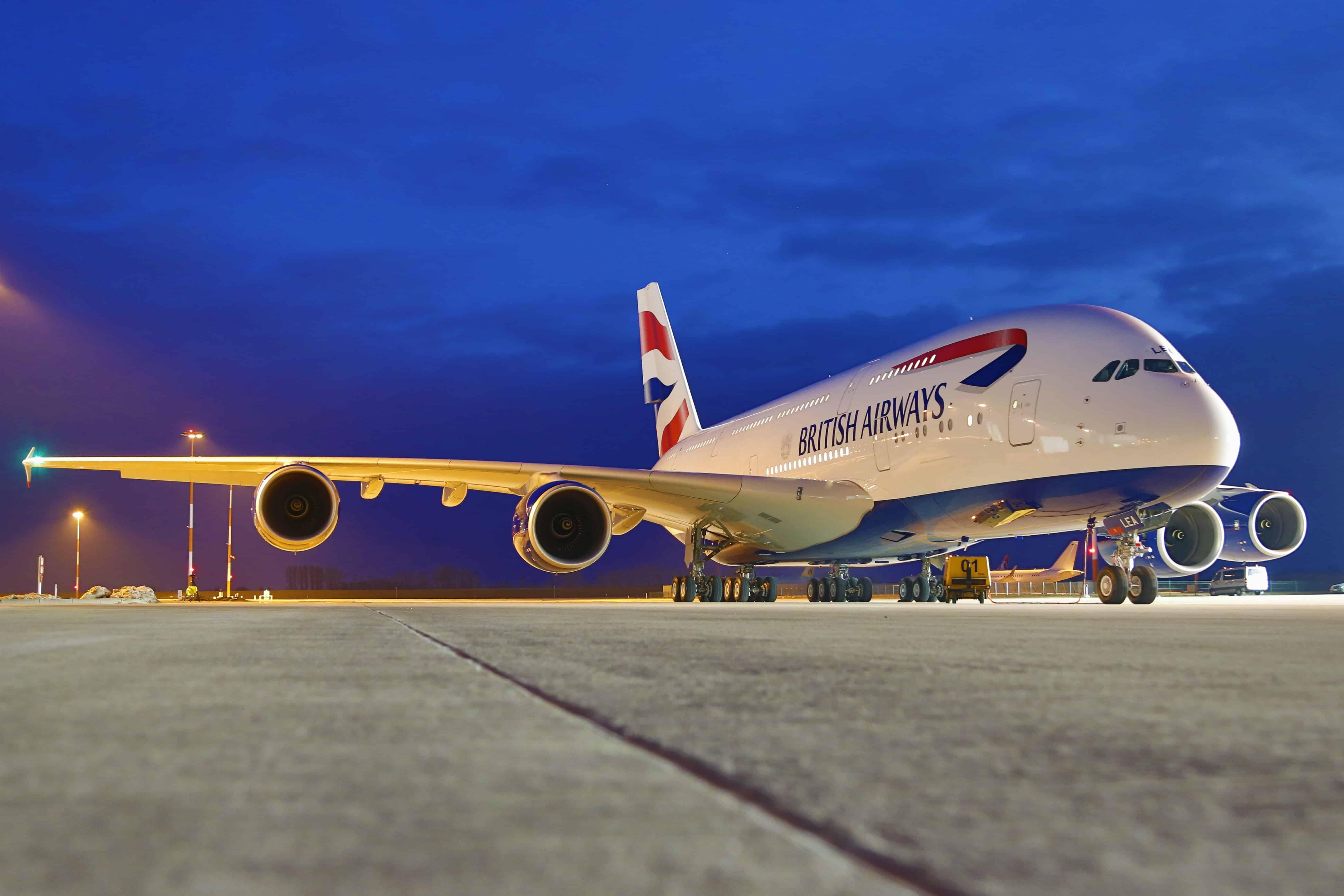 Go Investment 1444214544britishairways British Airways Launches Direct Flights to Sharm El Sheikh and On Business Program Egypt News