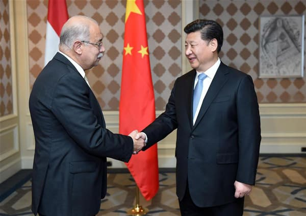 Go Investment 1454498724china China encourages companies to participate in large scale Egyptian projects Egypt News