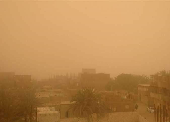 Go Investment Dusty-weather-in-Egypt Egypt to be exposed to heat wave starting Sunday Uncategorised
