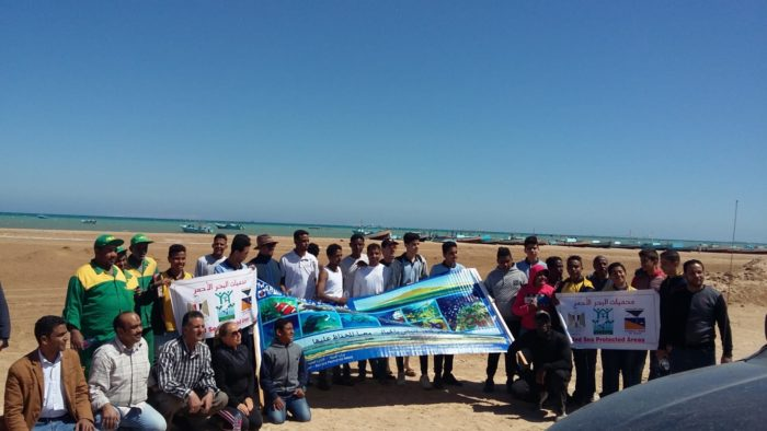 Go Investment Clean-up-new-700x394 Al Ahyaa beach clean up is a Success near Aqua Palms Resort Uncategorised